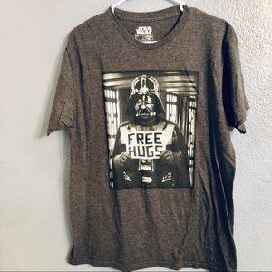 Star Wars | 🌺Vader Free Hugs Graphic Tee Shirt